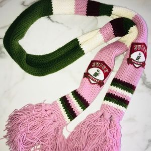 Women's Juicy Couture Wool Extra Long Scarf